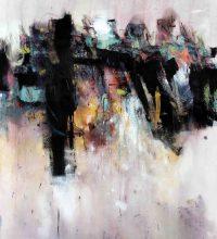 00- Acrylic on canvas - 120 x 160 cm - 2015