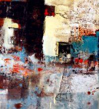 01- Acrylic on canvas - 60 x 80 cm - 2011