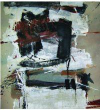 01- mixed media on canvas - 100 x 108 cm - 2008