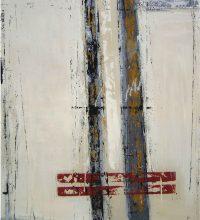 02- Acrylic on canvas - 100 x 150 cm - 2009