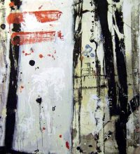 02- Acrylic on canvas - 120 x 160 cm - 2010