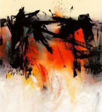 06- Untitled - acrylic on canvas - 120 x 90 cm - 2017